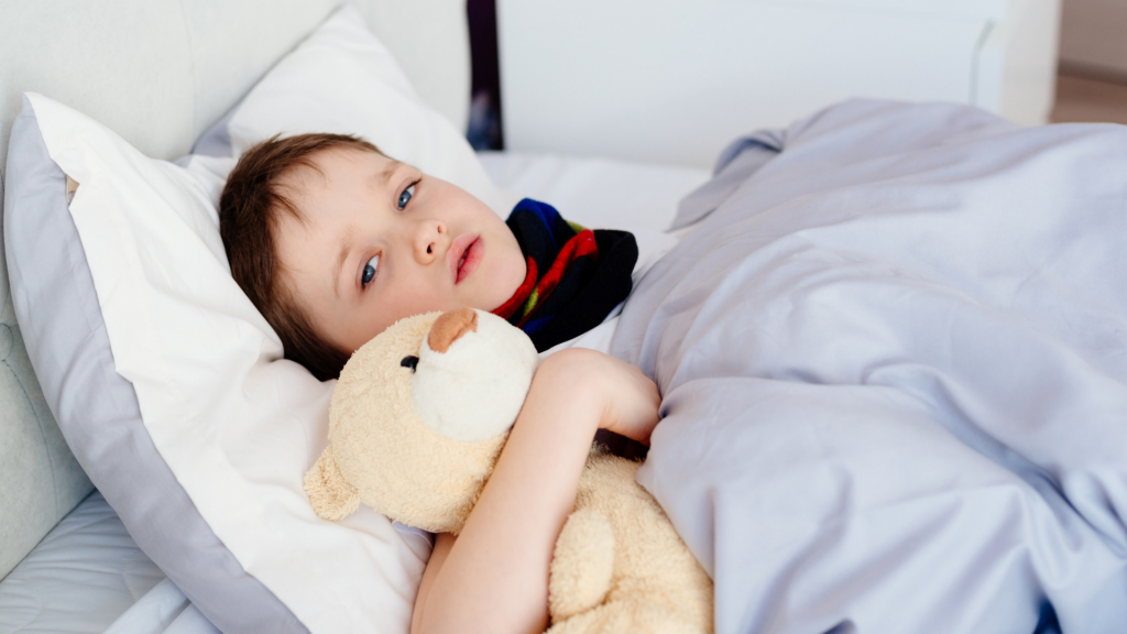 Why are some kids always sick?