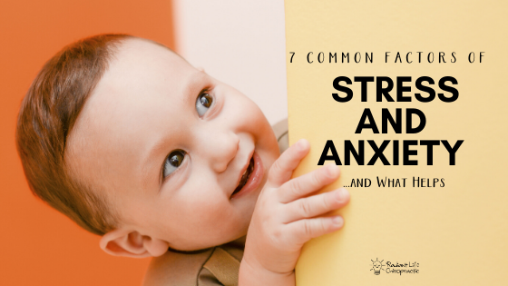 stress and anxiety and what helps